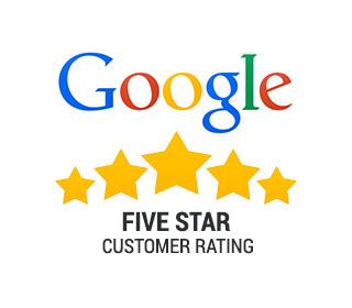 5 star Google