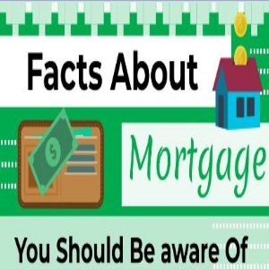Facts About Mortgage You Should Be Aware Of