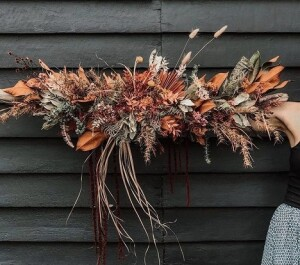Hang floral
